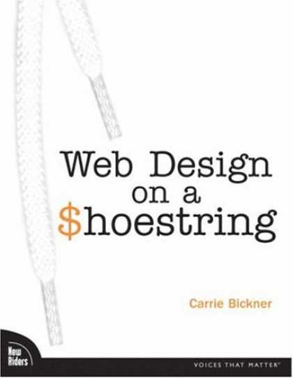 Design Books - Web Design on a Shoestring (Voices That Matter)