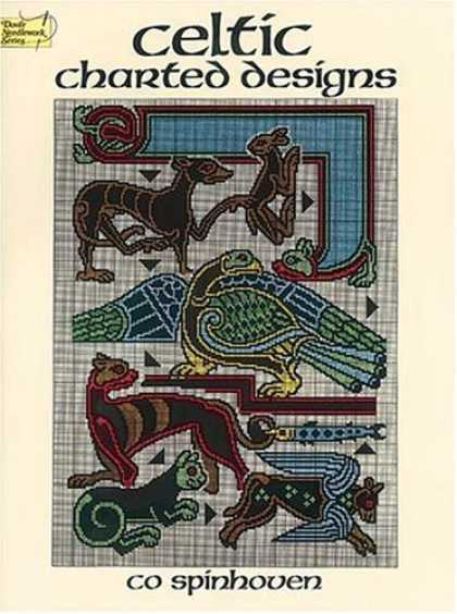 Design Books - Celtic Charted Designs (Dover Needlework Series)
