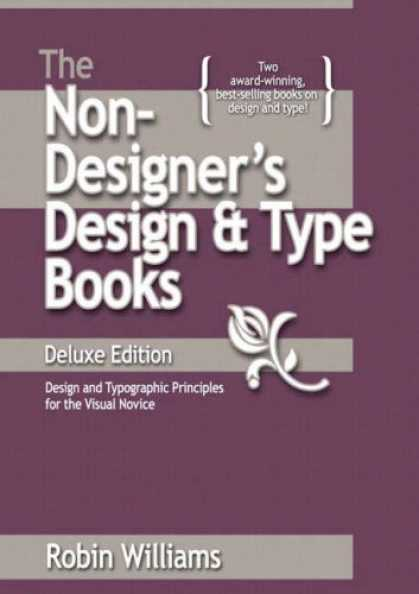 Design Books - The Non-Designer's Design and Type Books, Deluxe Edition