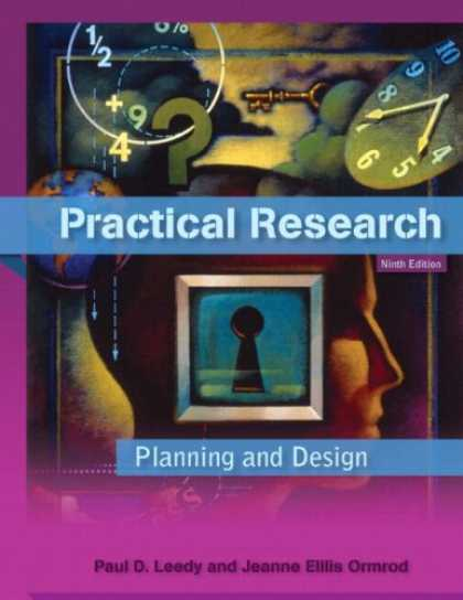 Design Books - Practical Research: Planning and Design (with MyEducationLab) (9th Edition)