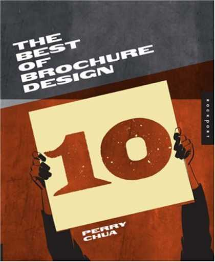 Design Books - The Best of Brochure Design 10 (No. 10)