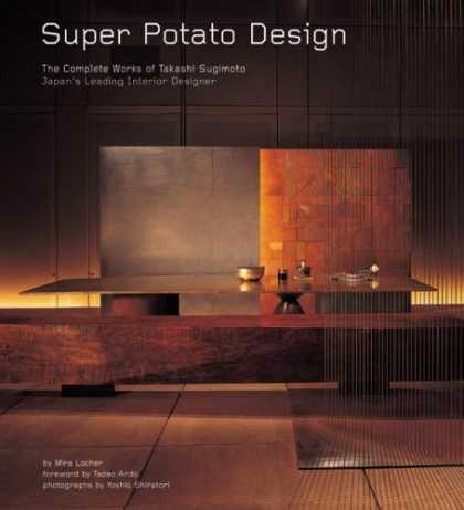 Design Books - Super Potato Design: The Complete Works of Takashi Sugimoto: Japan's Leading Int