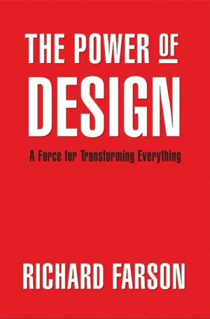 Design Books - The Power of Design: A Force for Transforming Everything