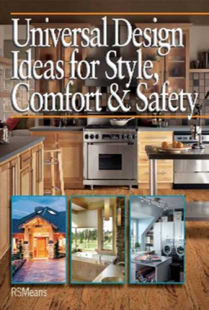 Design Books - Universal Design Ideas for Style, Comfort & Safety
