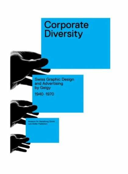 Design Books - Corporate Diversity: Swiss Graphic Design and Advertising by Geigy 1940 - 1970