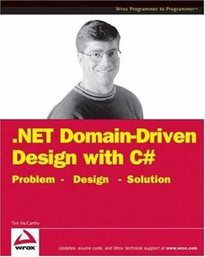Design Books - .NET Domain-Driven Design with C#: Problem - Design - Solution (Programmer to Pr