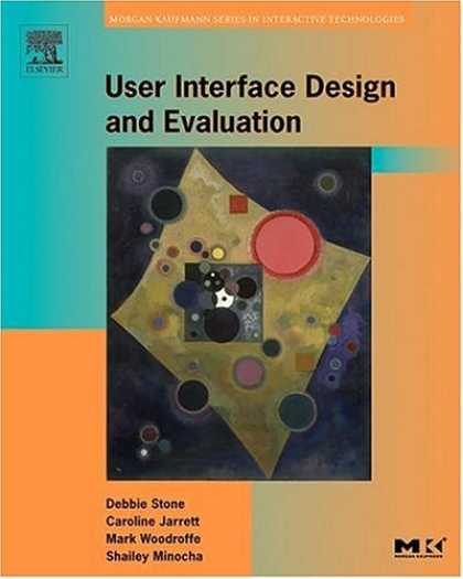 Design Books - User Interface Design and Evaluation (The Morgan Kaufmann Series in Interactive