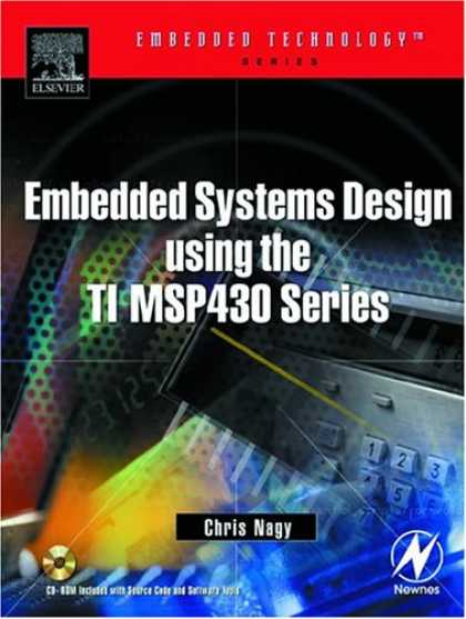 Design Books - Embedded Systems Design Using the TI MSP430 Series (Embedded Technology)