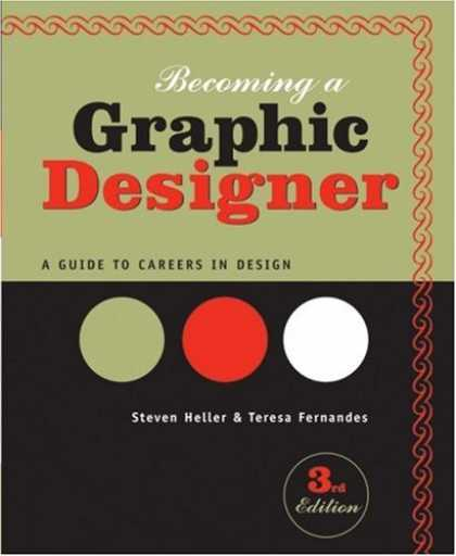 Design Books - Becoming a Graphic Designer: A Guide to Careers in Design