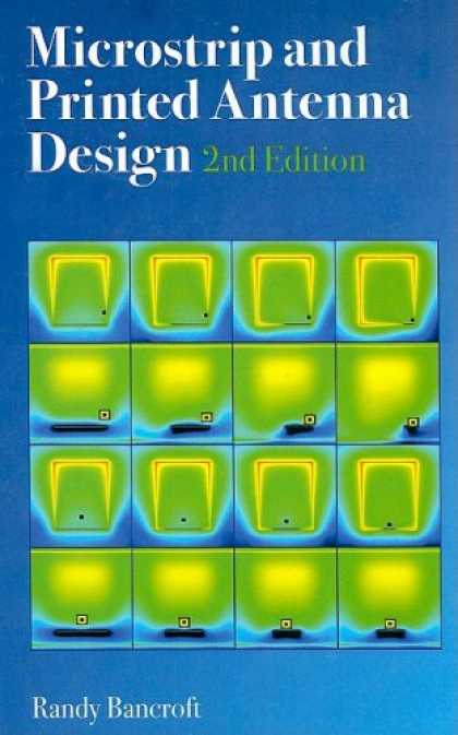 Design Books - Microstrip and Printed Antenna Design Second Edition
