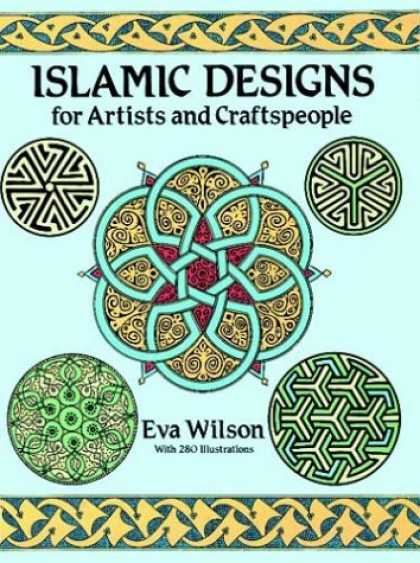 Design Books - Islamic Designs for Artists and Craftspeople (Dover Pictorial Archive)