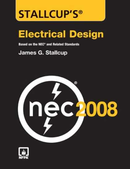 Design Books - Stallcup's Electrical Design Book, 2008 Edition