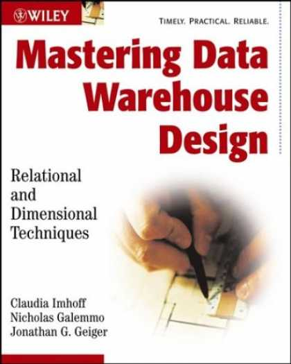 Design Books - Mastering Data Warehouse Design: Relational and Dimensional Techniques