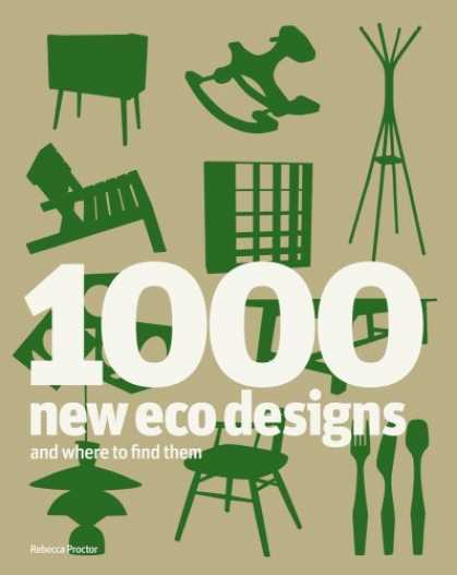 Design Books - 1000 New Eco Designs and Where to Find Them