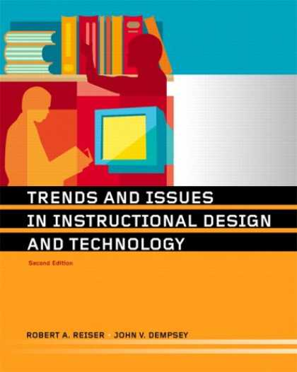 Design Books - Trends and Issues in Instructional Design and Technology (2nd Edition)