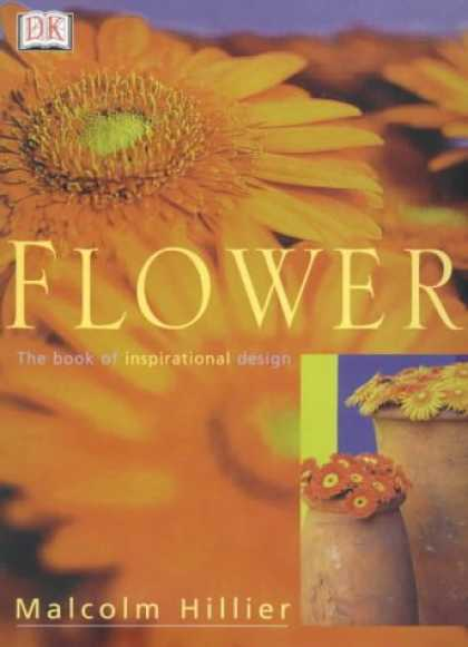 Design Books - Flowers: The Book of Inspirational Design
