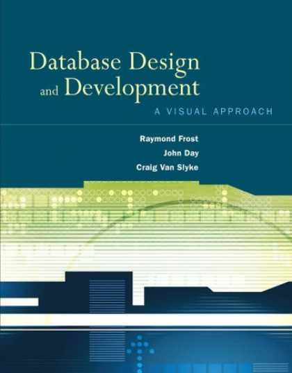 Design Books - Database Design and Development: A Visual Approach