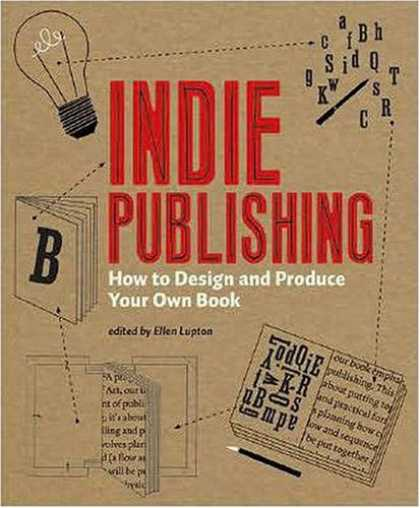 Design Books - Indie Publishing: How to Design and Publish Your Own Book (Design Brief)