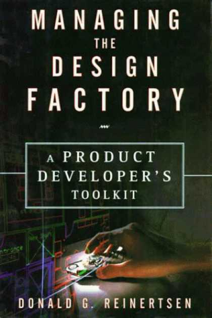 Design Books - Managing the Design Factory