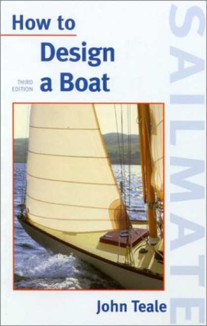 Design Books - How to Design a Boat