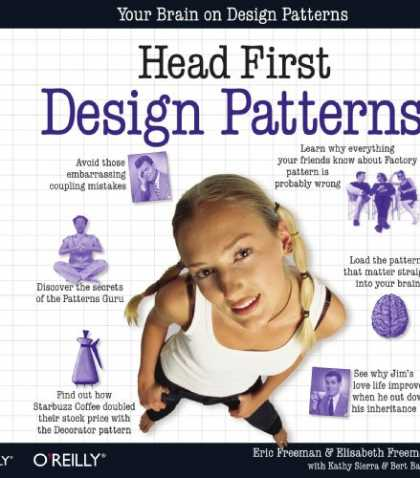 Design Books - Head First Design Patterns
