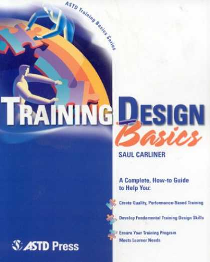 Design Books - Training Design Basics (ASTD Training Basics)