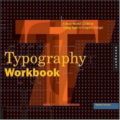 Design Books - Typography Workbook: A Real-World Guide to Using Type in Graphic Design