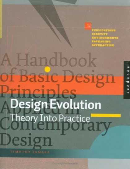 Design Books - Design Evolution: A Handbook of Basic Design Principles Applied in Contemporary