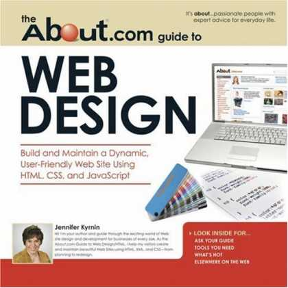 Design Books - About.com Guide to Web Design: Build and Maintain a Dynamic, User-Friendly Web S