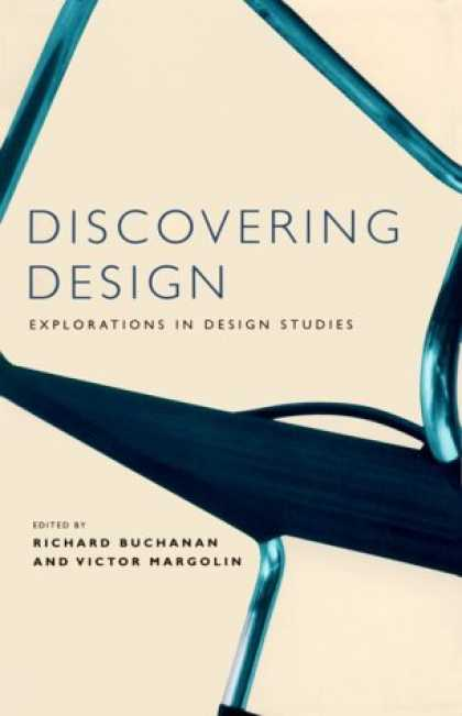 Design Books - Discovering Design: Explorations in Design Studies
