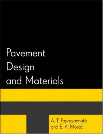 Design Books - Pavement Design and Materials