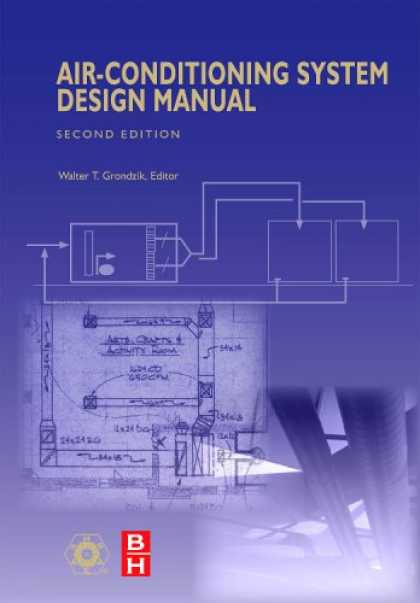 Design Books - Air Conditioning System Design Manual (Ashrae Special Publications)