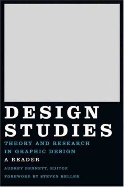 Design Books - Design Studies: Theory and Research in Graphic Design
