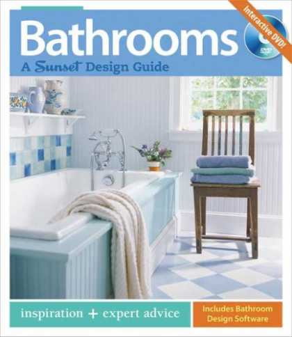 Design Books - Bathrooms: A Sunset Design Guide: Inspiration + Expert Advice