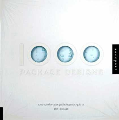 Design Books - 1,000 Package Designs: A Comprehensive Guide to Packing It In (1000)