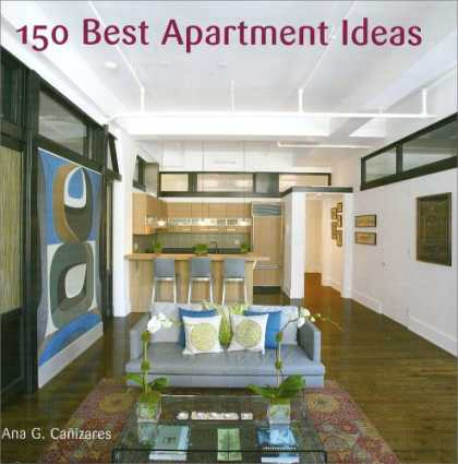 Design Books - 150 Best Apartment Ideas