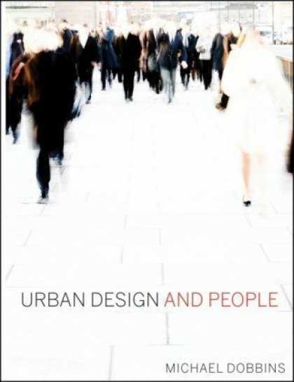 Design Books - Urban Design and People