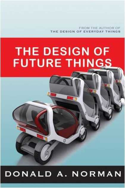 Design Books - The Design of Future Things