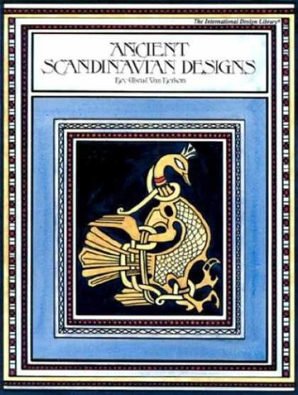 Design Books - Ancient Scandinavian Designs (International Design Library)
