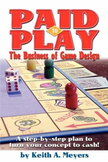 Design Books - Paid to Play: The Business of Game Design