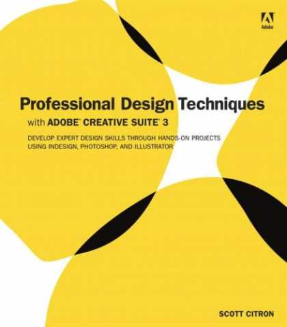 Design Books - Professional Design Techniques with Adobe Creative Suite 3