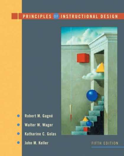 Design Books - Principles of Instructional Design