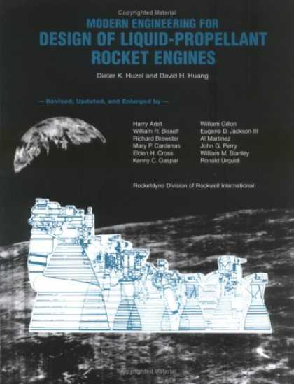 Design Books - Modern Engineering for Design of Liquid-Propellant Rocket Engines (Progress in A