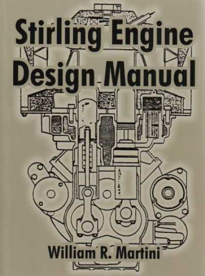 Design Books - Stirling Engine Design Manual