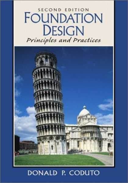 Design Books - Foundation Design: Principles and Practices (2nd Edition)
