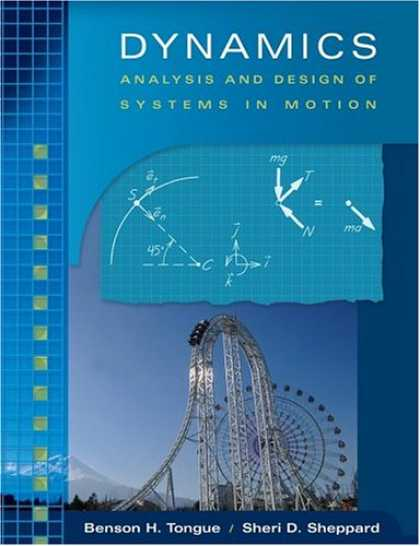 Design Books - Dynamics: Analysis and Design of Systems in Motion