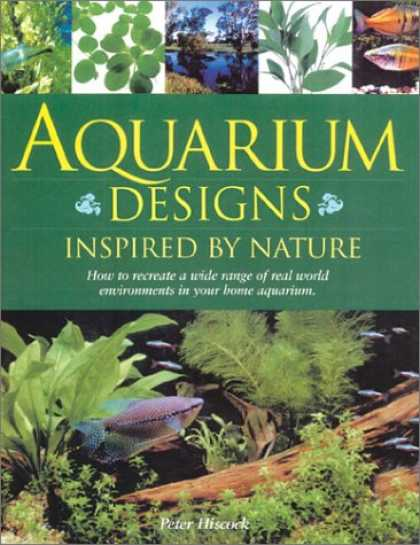 Design Books - Aquarium Designs Inspired by Nature