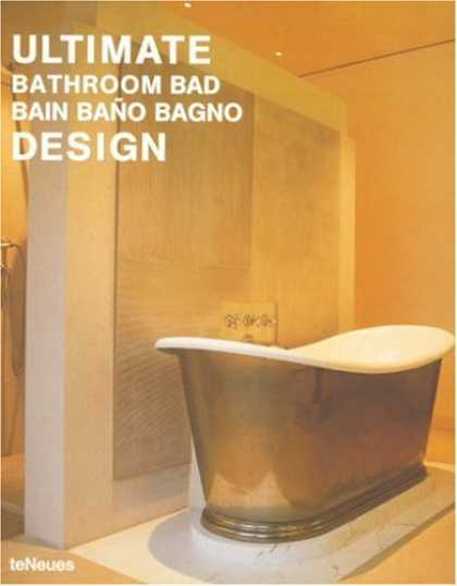 Design Books - Ultimate Bathroom Design