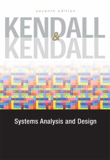 Design Books - Systems Analysis and Design (7th Edition)