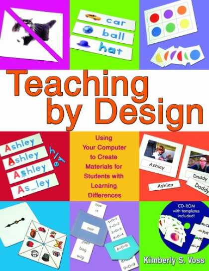 Design Books - Teaching by Design: Using Your Computer to Create Materials for Students With Le